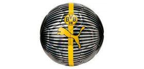 Futbalová lopta Puma BVB Chrome + darček z nášho obchodu !
