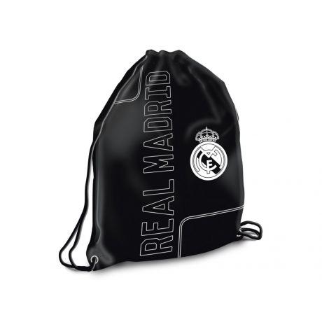 Vrecko na prezúvky Real Madrid - Black