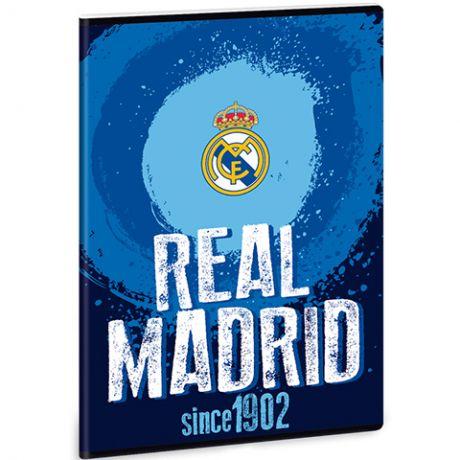 Zošit A/4 štvorčekový Real Madrid