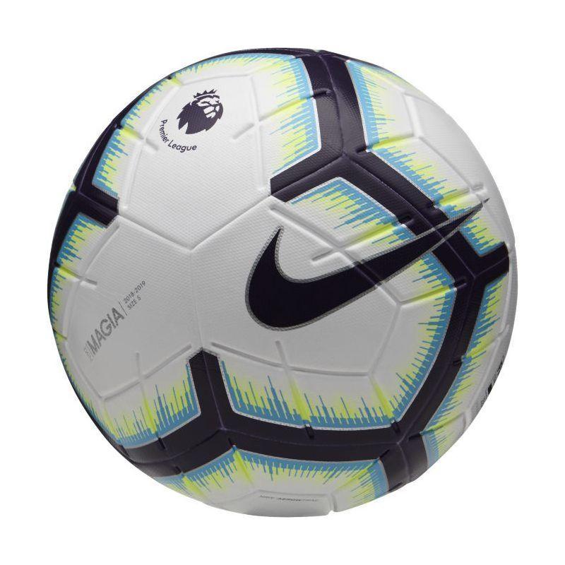 Futbalová lopta Nike Magia Premier League + darček Gems Bomber 5 ... 6d9975d94f
