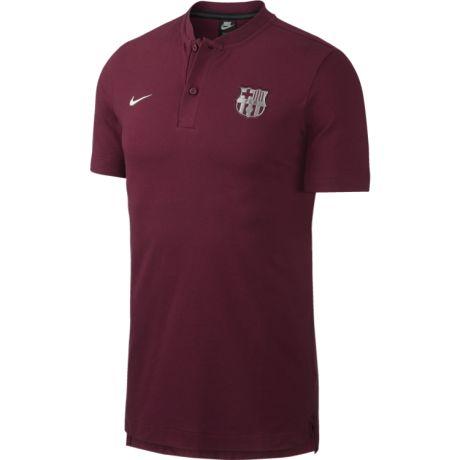 Pánska polokošela Nike FC Barcelona + darček z nášho obchodu