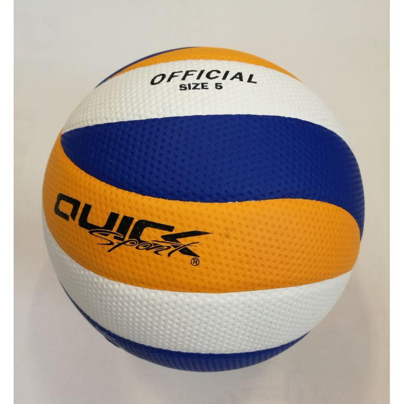 Volejbalová lopta Quick Sport Nylon Wound