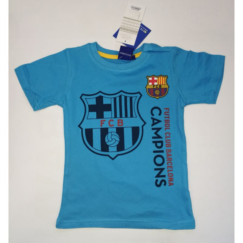 Chlapčenské tričko FC Barcelona