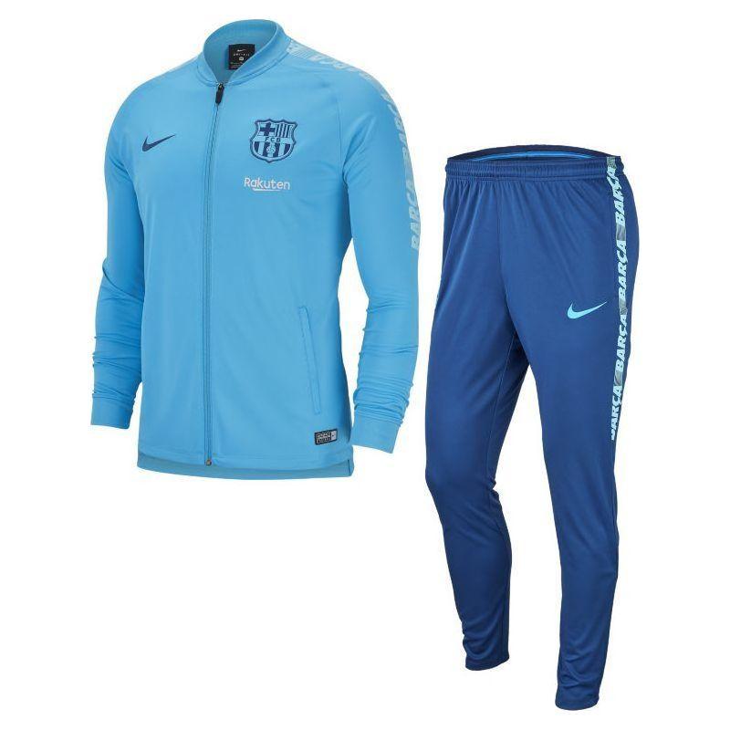 Tepláková súprava Nike FC Barcelona Dri-Fit Squad + darček z nášho obchodu !