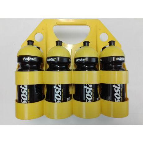 Set nosič Isostar + 8 fliaš