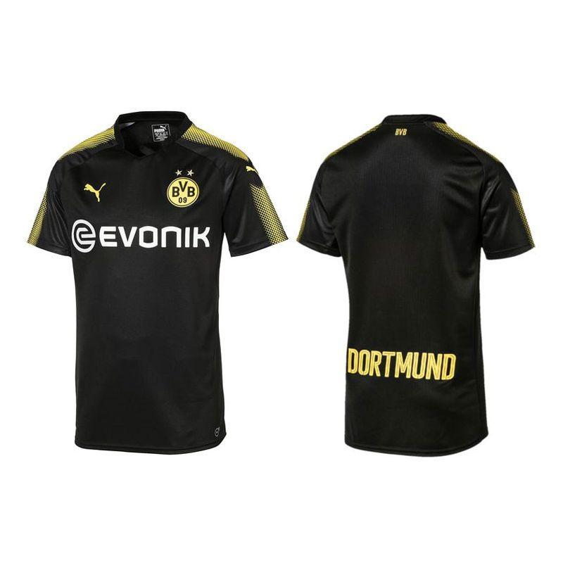 Pánsky futbalový dres Puma Borussia Dortmund 17/18 Away Jersey
