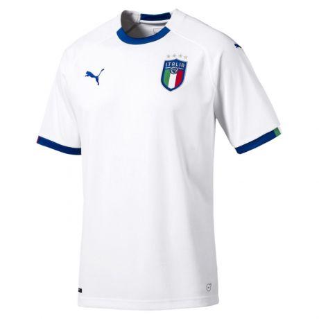 Detský futbalový dres Puma Italy 2018 Away