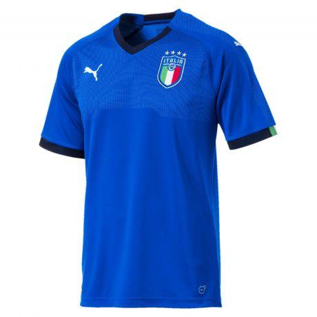 Detský futbalový dres Puma Italy 2018 Youth