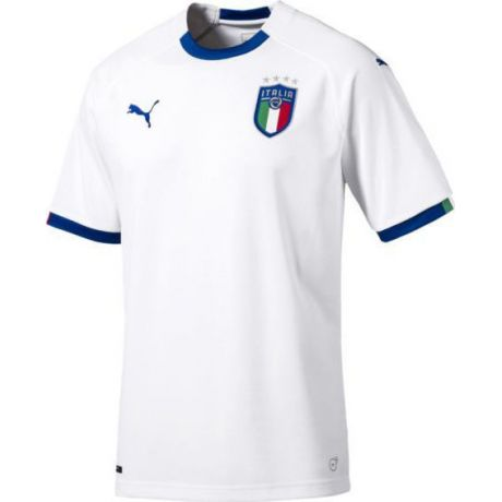 Pánsky futbalový dres Puma Italy 2018 Away Replica