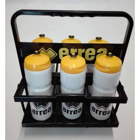 Set nosič + fľaša Errea 6 ks