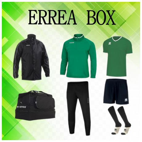 Errea Box - akciový balík !