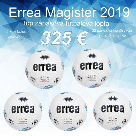 Akciový balík Errea Magister 2019