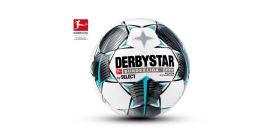Futbalová lopta Derbystar Bundesliga Brillant APS 2019/20