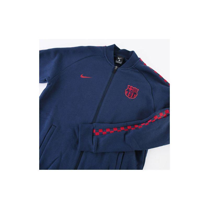 Mikina pánska Nike FC Barcelona + darček z nášho obchodu !
