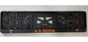 Podložka pod ŠPZ - A. S. Roma