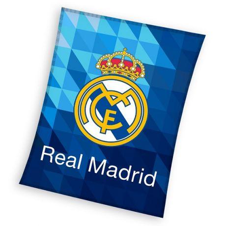 Fleecová deka Real Madrid