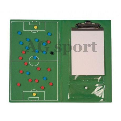 Magnetická taktická tabuľa na futbal - 44 x 36 cm