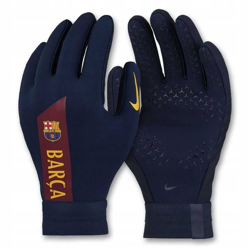 Rukavice Nike FC Barcelona Academy HyperWarm + darček z nášho o bchodu !