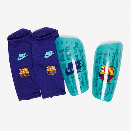 Futbalové chrániče Nike FC Barcelona + darček vak FC Barcelona