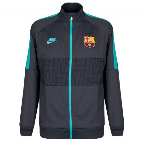 Pánska mikina Nike FC Barcelona + darček z nášho obchodu !