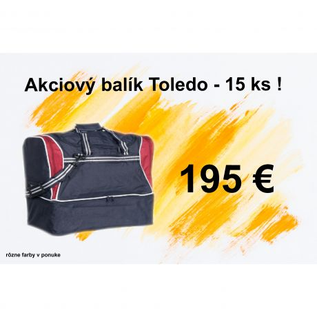 Akciový balík Toledo - 15 ks !