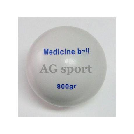 Medicine ball 800 gr - hladký povrch