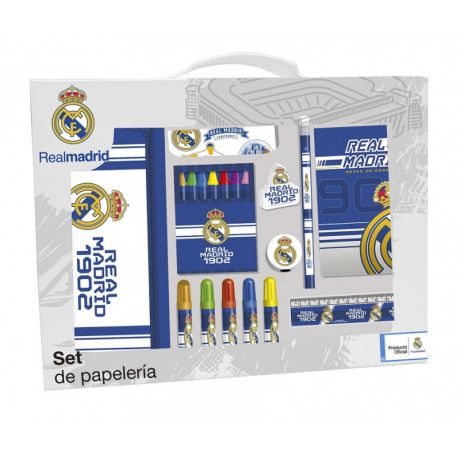 Školský set Real Madrid - 20 ks