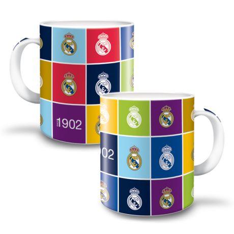"Hrnček Real Madrid ""Colors"" ARS"