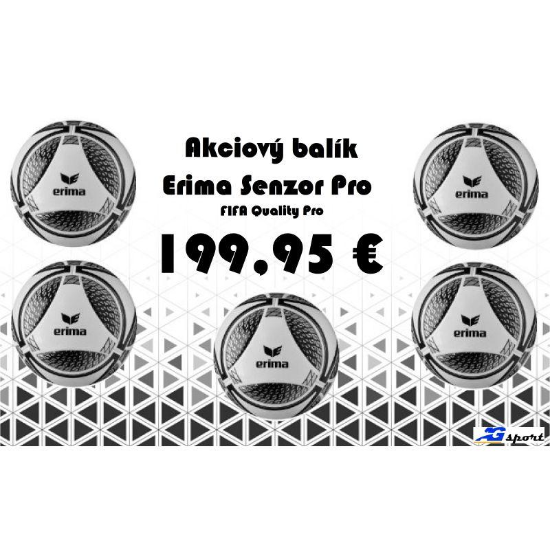 Akciový balík Erima Senzor Pro!