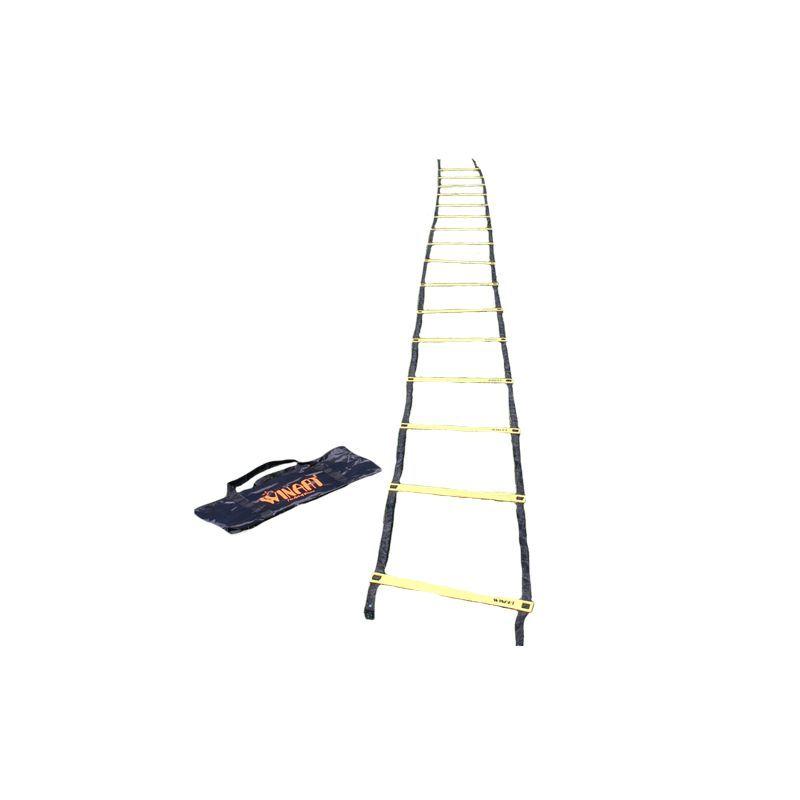Tréningový set Winart : rebrík + kužele + kruhy