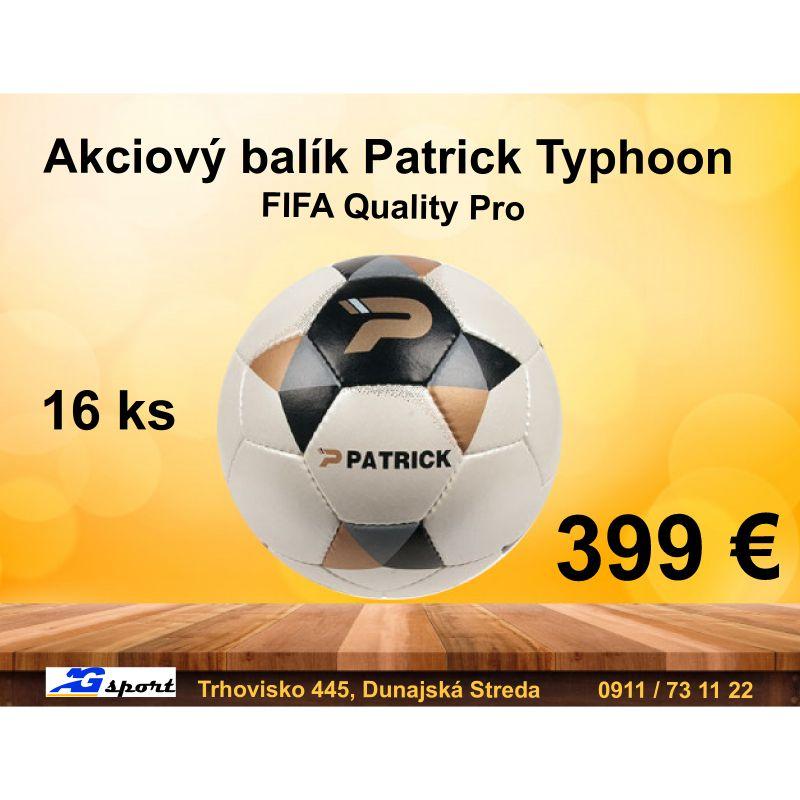 Akciový balík Patrick Typhoon801