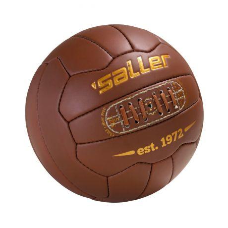 Futbalová lopta Saller Retro Ball