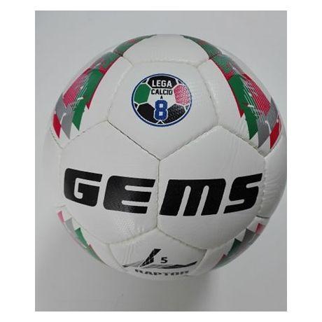 Futbalová lopta Gems Raptor 5 Lega Calcio A 8