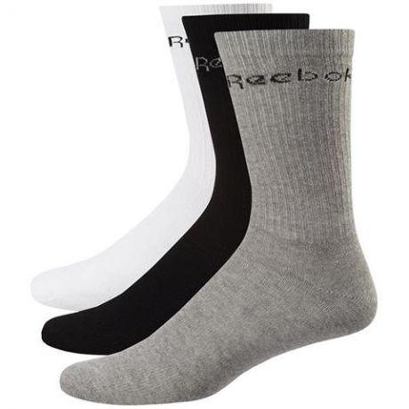 Ponožky Reebok 3-bal farebné