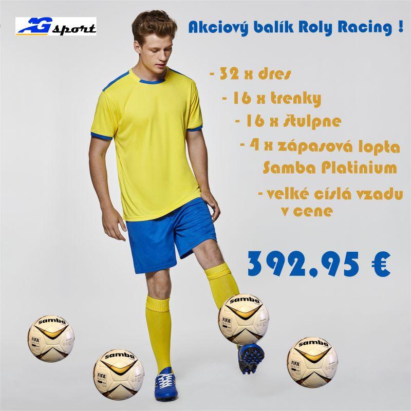 Akciový balík Roly Racing - 16 x!
