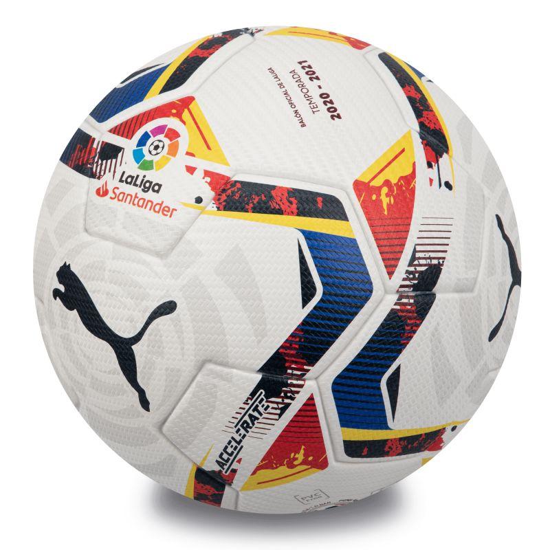 Futbalová lopta Puma La Liga 1 ACCELERATE Santander 2020/21