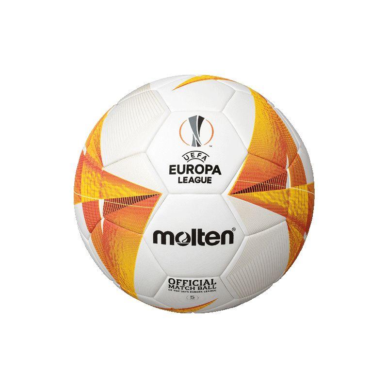 Futbalová lopta Molten UEFA F5U5000-G0