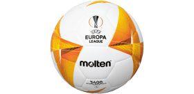 Futbalová lopta Molten UEFA F5U3400-G0