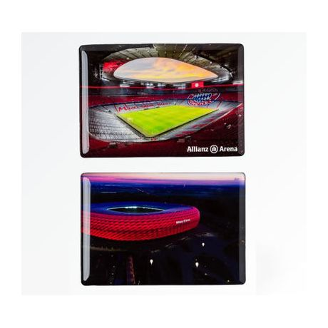Sada 2 ks magnetiek FC Bayern München