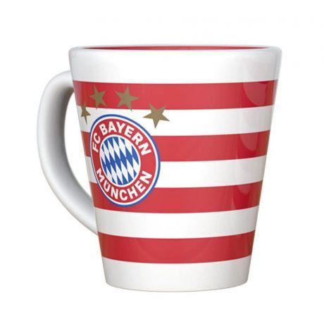 Hrnček FC Bayern München STRIPES