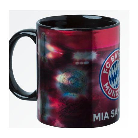 Hrnček FC Bayern München Metallic