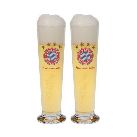 Pohár na pivo Bayern München - 0.3 l