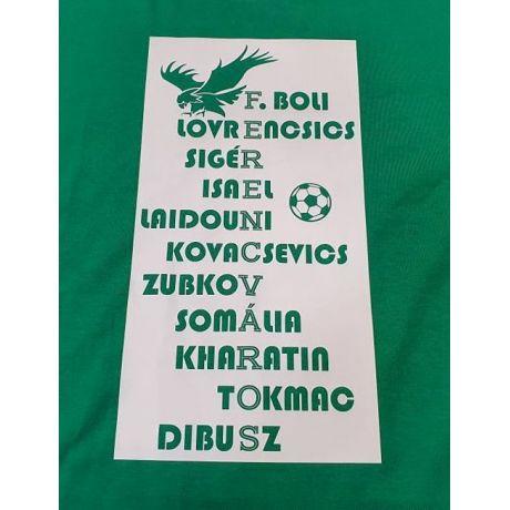 Tričko Ferencváros FANS 2020/21