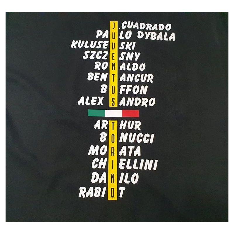 Tričko Juventus Torino FANS 2020/21
