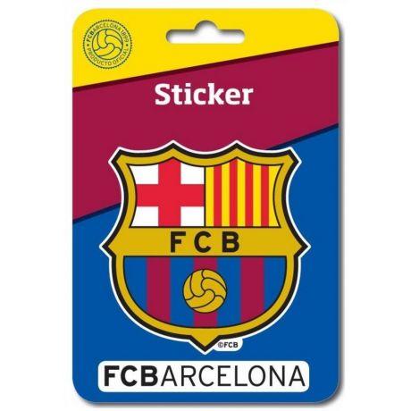 Nálepka FC Barcelona Logo