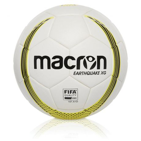 Futbalová lopta Macron Earthquake XG