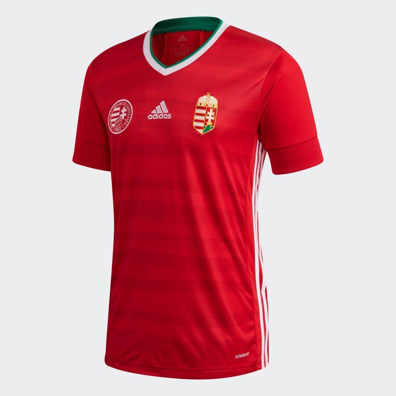 Pánsky dres Adidas Performance Hungary Home 2020 + zdarma potlač : číslo a meno !