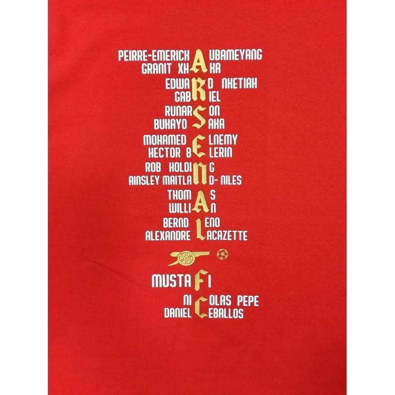 Tričko Arsenal FANS 2020/21
