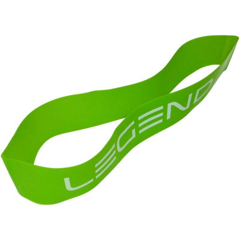 Fitness guma Legend - zelená