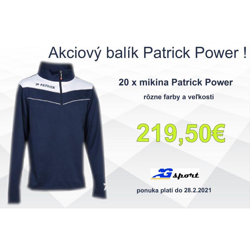 Akciový balík Patrick Power 130 - 20 ks!